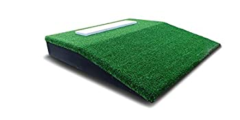 4 Inch Portable Youth Baseball Pitching Mound for Ages 3-12