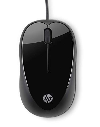 HP X1000 Mouse USB con Cavo e Sensore ottico