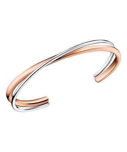 Calvin Klein Damen-Armreifen Vergoldet KJ8XPF20020S