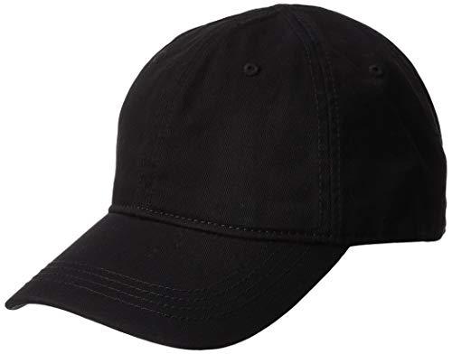 Lacoste RK9811 Gorra de béisbol, Negro (Noir), Talla única (Talla del Fabricante: TU) Unisex Adulto