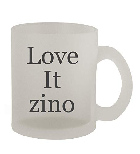 Love It zino - 10oz Frosted Coffee Mug Cup, Frosted