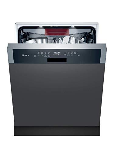 NEFF S147ECS21E N70 Geschirrspüler teilintegriert / 60 cm / Home Connect / Open Dry / Chef 70 / 8 Programme