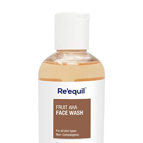 RE' EQUIL Fruit AHA Face Wash for Skin Brightening - 200ml