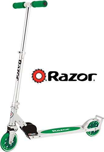 Razor A3 Kick Scooter  Green  FFP