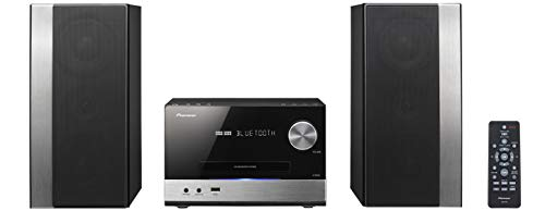 Pioneer X-PM32 - Microcadena (75 W, estéreo, Streaming App,