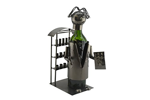 Pharmacist Wine Bottle Holder