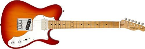 FGN Boundary Iliad CS Cherry Sunburst E-Gitarre