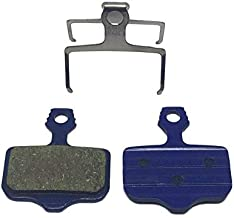 Hardheaded Ram MTB Bike & Bicycle Replacement disc Brake Pads Resin sintered Carbon Fiber for Elixir 1,2,3,5,7 R CR SRAM DB 1,3,5, XX,XO,X7,X9 Trickstuff Cleg 2