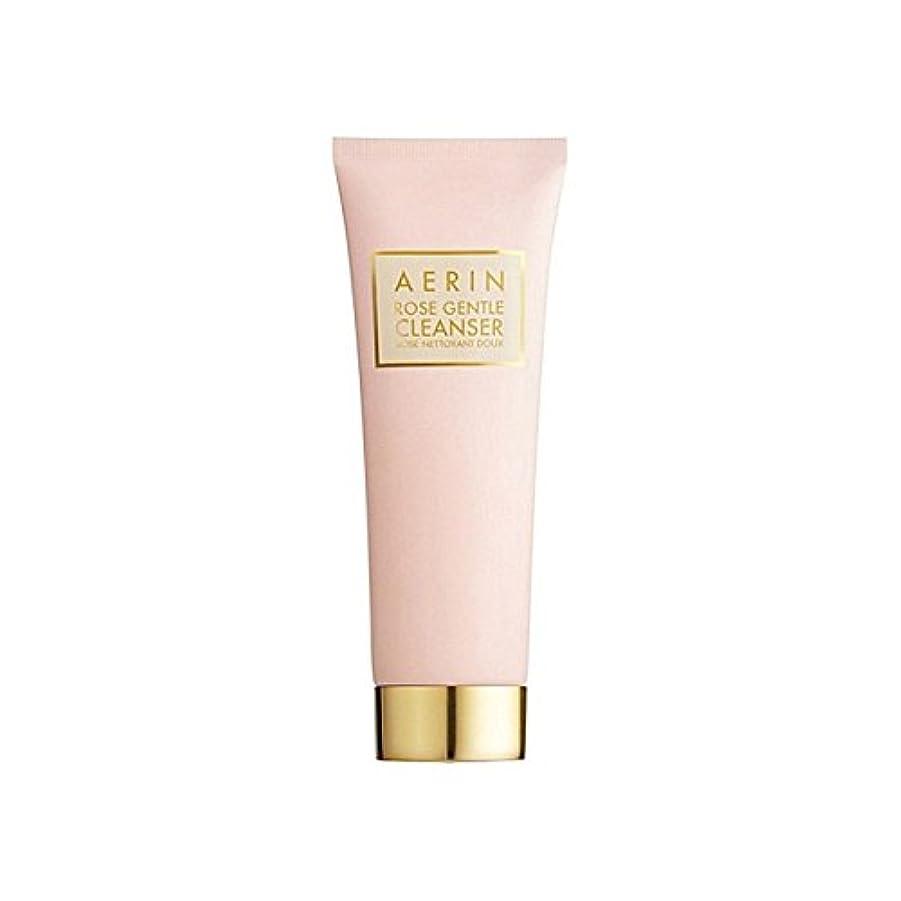 オーブンパキスタン人縞模様のAerin Rose Gentle Cleanser 125ml - はジェントルクレンザーの125ミリリットルをバラ [並行輸入品]