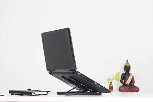Darshana Industries VIEWEZZE Portable Stand for Laptop, Book, Mobile, Tablet, GoPro from Smartigo.