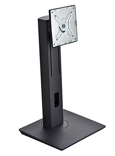 """VSG® PRO-M Monitorhalterung für Touchscreens und PC Monitore / 10""""- 24"""" Zoll/höhenverstellbar/neigbar/schwenkbar/Pivot/VESA 100 & 75 / Tischhalterung/Display Ständer Marke: VSG"""