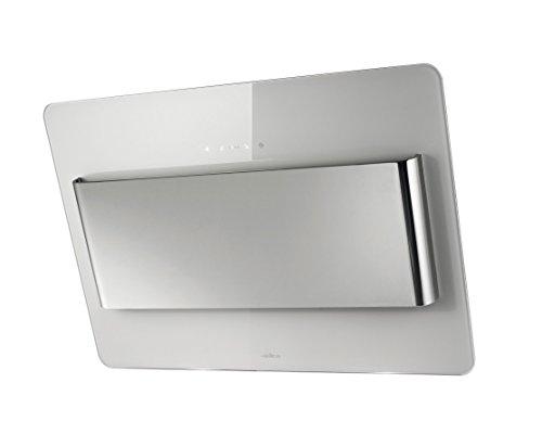 Elica BELT WH/F/55 De pared Blanco 800m³/h D - Campana (800 m³/h, Recirculación, 43 dB, 61 dB, 40 cm, 65 cm)