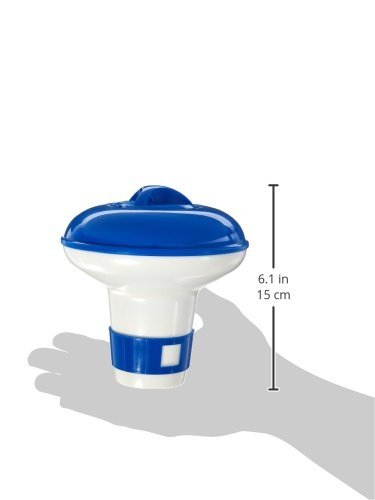 HydroTools by Swimline Floating Mini Tablet Spa Chemical Dispenser