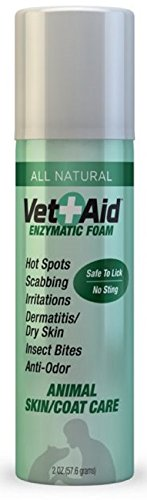 Vet Aid Sea Salt Wound Care Foam, 2-Ounce