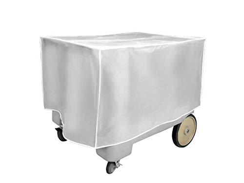 Lacor - 62964 - FundaVvinilo Carro Portaplatos