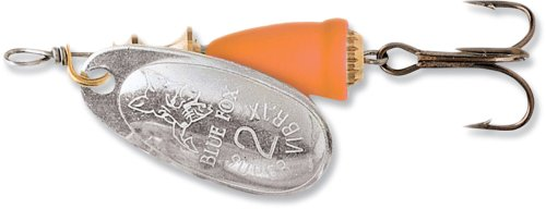 BlueFox Classic Vibrax 04 Painted 3/8 (Silver/Fluor Red, Size- 2.88)
