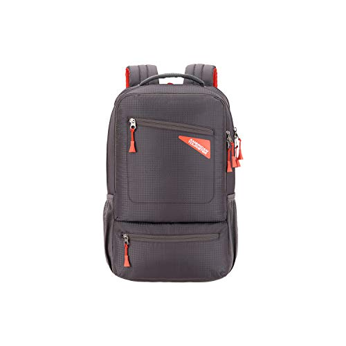 American Tourister Caspar Nxt 22 Ltrs Grey Laptop Backpack (GM0 (0) 08 001)