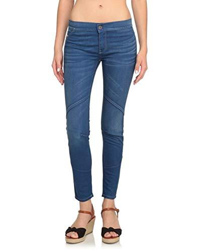 Diesel - Jeans Donna BISZOU 8PJ - Super Slim - Legging - Blu, W26