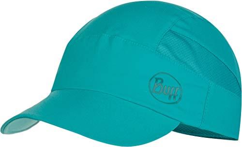 Buff Erwachsene Pack Solid Trek Cap, Grün (Deep Sea Green), One Size