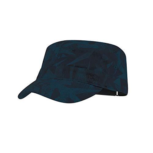 Buff Açai Gorra Military, Adultos Unisex, Azul, L/XL