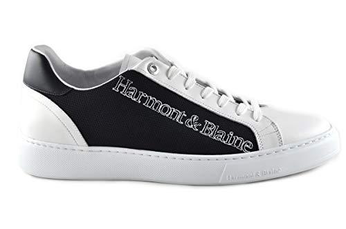 EFM201.034.6210 off White-Blu HARMONT & Blaine HARMONT & BLAINE CALZ. Sneakers Uomo 44