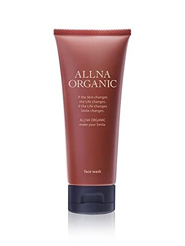 洗顔 オーガニック 毛穴 開き 用 洗顔フォーム オルナ オーガニック 洗顔料 敏感肌 に嬉しい 無添加 泡 立てて しっとり 流して さっぱり 100g
