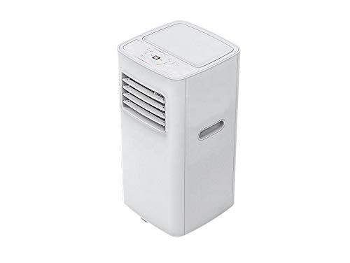 Aire Acondicionado portátil 1750 frigorías sistema de deshumidificación y filtrado de aire, función de frío y ventilación con mando a distancia COOLY 7000 Purline