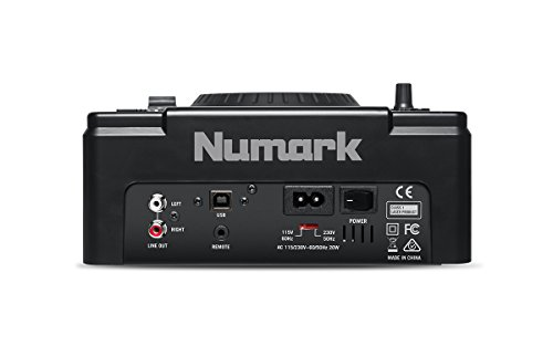 Numark NDX500 - Reproductor de CD/USB y Controlador de Software ...
