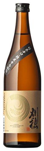 第42位(同率):秋田清酒『刈穂 醇系辛口80(かりほ・じゅんけいからくち)』