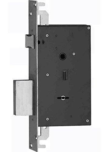 Cerradura para enhebrar con llaves de doble mapa con dos pestillos y 3 cierres 223