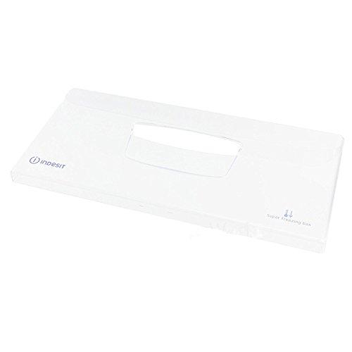 Indesit Kühlschrank Gefrierschrank Schubladen, Kunststoff, Mit Griff, Front Panel (388 mm X 197 mm
