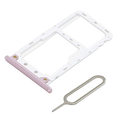 MMOBIEL Bandeja de Tarjeta SIM Ranura Compatible con Xiaomi Mi A1-5.5 Pulg. Incl. sim Pin (Oro Rosa)
