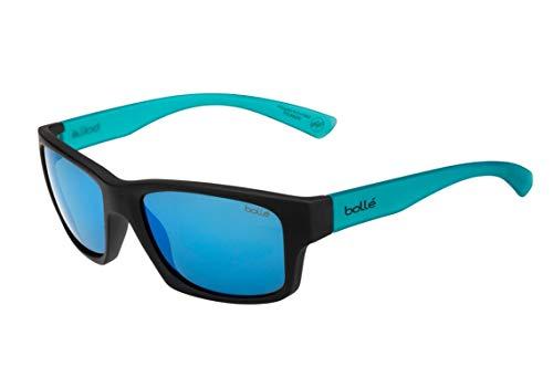 bollé Holman Floatable Gafas de sol Matte Black Crystal Blue Adultos unisex Medium