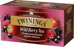 Twinings Thé Noir - Collection de Thé de Parfum Séduisant, né du Savant Mélange de Thé Noir Recherché avec des Saveurs Irrésistibles de Fruits, de Fleurs et d'épices