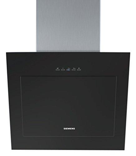 Siemens LC56KB670 iQ500 Kaminhaube / 54,8 cm / Wand-Esse / schwarz