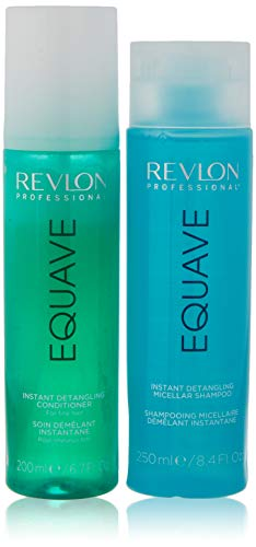 Revlon Professional Equave Duo Pack Detangling Kit For Volume Shampoo ml 250 + Conditioner 200 ml