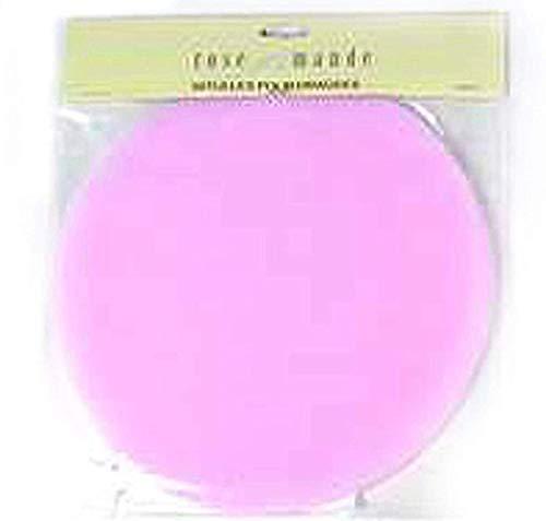 Idea bomboniere: Confezione con 50 Tulle velo rosa cm 23 - Portaconfetti - velo per confetti