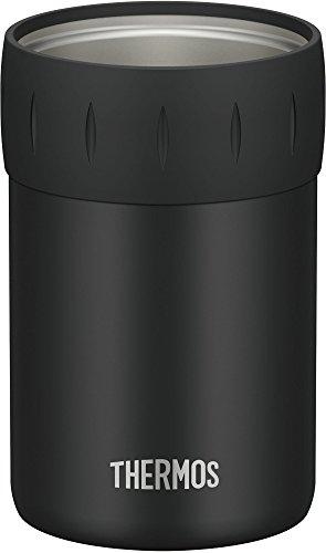 サーモス 保冷缶ホルダー 350ml缶用 ブラック JCB-352 BK