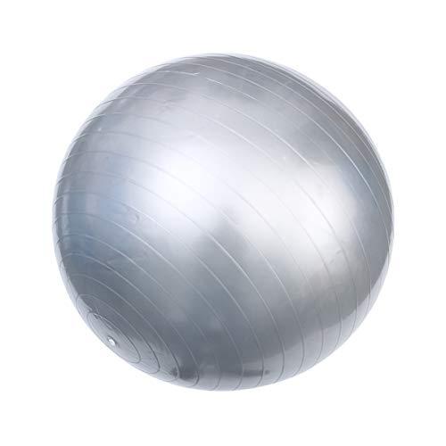 ABOOFAN 65 cm 800 g extra gruesa pelota de yoga anti explosión silla de yoga profesional estabilidad pelota de yoga equilibrio dispositivo herramienta de ejercicio para fitness gimnasio entrenamientos