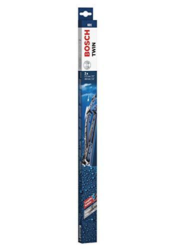 Bosch Scheibenwischer Twin 601, Länge: 575mm/400mm – Set für Frontscheibe