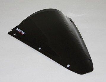 YAMAHA YZF 125 R BODYSTYLE Cockpitscheibe Racing (schwarz getönt, durchsichtig) mit ABE
