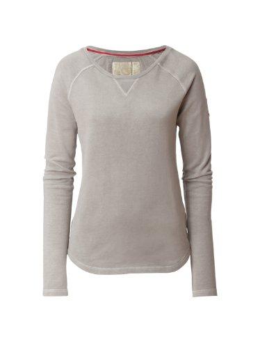 Bogner Fire + Ice Damen Sweatshirt Collien, stone, 34, 8474-2092