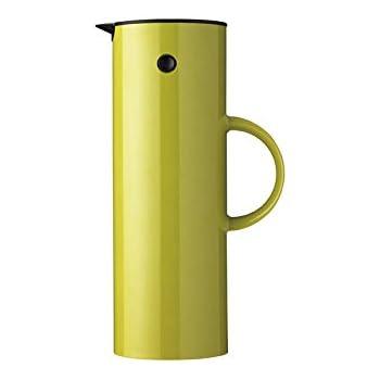 Stelton 30 x 10.5 cm 1 Litre Vacuum Jug, Lime