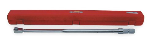 Stanley Proto J6017B 3 4-Inch Drive Fixed Head Micrometer Torque Wrench, 120-600-Feet Pound