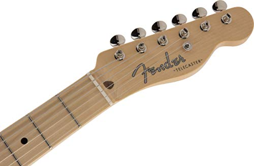 FenderエレキギターMadeinJapanHeritage50sTelecaster®,MapleFingerboard,ButterscotchBlonde