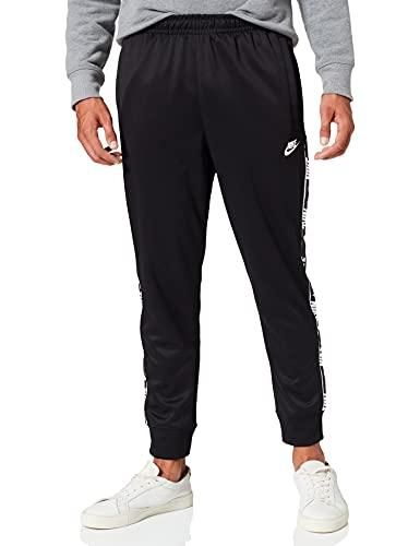 Nike Herren Repeat Pk Hose, Black/Black/White, S