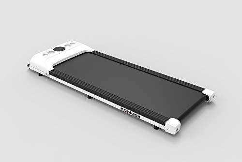 Tapis Roulant Elettrico, 1.5 HP, Ultra Slim Compatto, con Telecomando