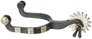 Kelly Silver Star Mens Tucson Jingle Bob Show Spurs