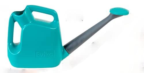 Hars Plastic Lange Uitloop Gieter Gieter Turquoise Tuinieren Balkon Gieter Groente Tuin Gieter Gieter Gieter 5L