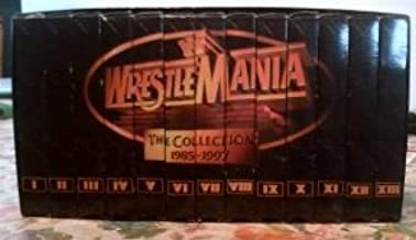 Best wrestlemania the collection vhs Reviews